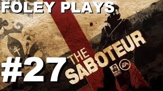The Saboteur: SOE Operations | Behind the Convent Walls [Foley Plays, Part 27]