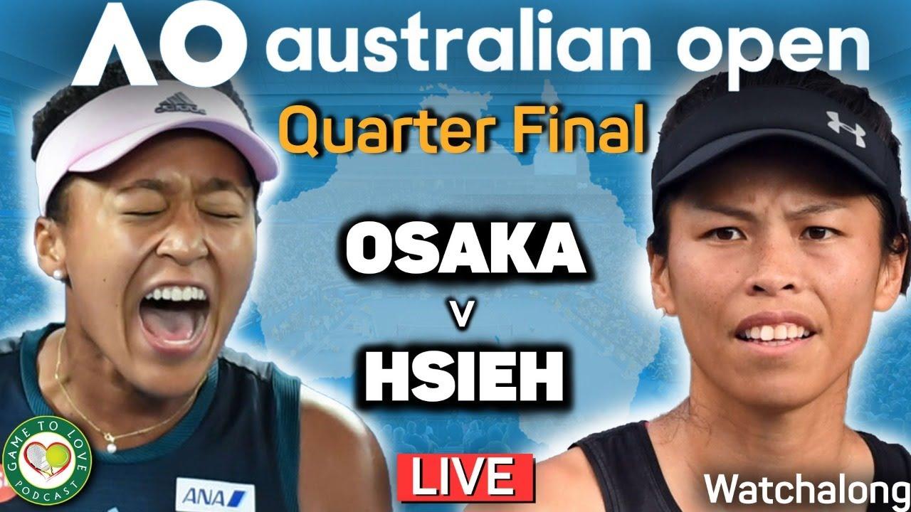 Naomi Osaka Defeats Su-Wei Hsieh to Advance to 2021 Australian ...