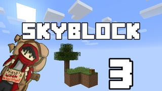 Skyblock Lets Play Ep.3 - First Mob Loot