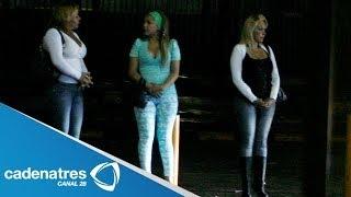 Sullivan una zona de explotación sexual en México / Contacto 28