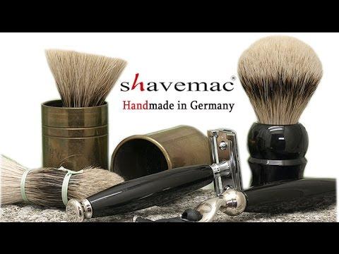 21. Помазок от Shavemac. Shaving Brush SilverTip Badger . Это МЕГА БОМБА в хорошем смысле)