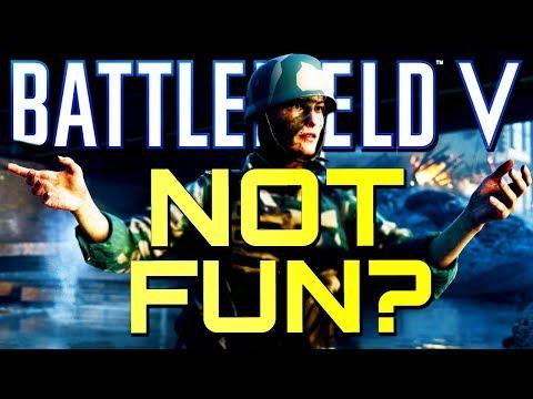 Is Battlefield 5 not fun enough? thumbnail