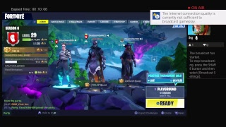 MIKE MYERS /FORTNITE GAMEPLAY