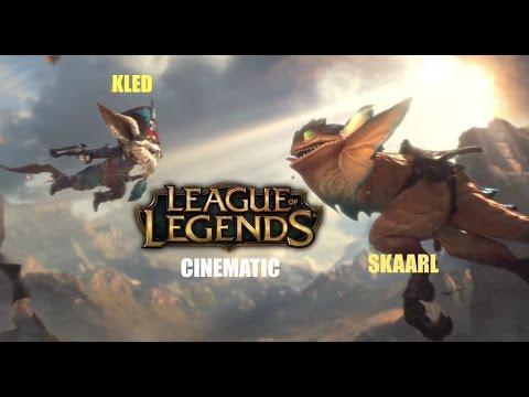 Leagues of legends news
