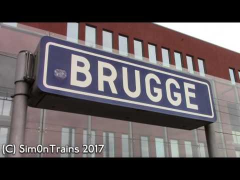 Exploring more of Belgium's Railways (Benelux Part 2) (13th May 2017)