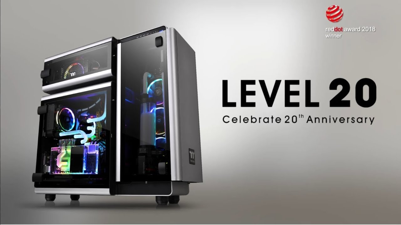 18b2c5a9ff LEVEL 20 Limited Edition | Thermaltake フルタワー型PCケース | 株式会社アスク