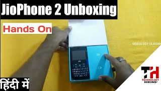 JioPhone 2 Unboxing , Full Hands On | Technology Hiking