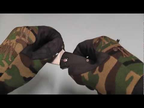 Mechanix Wear Original Gloves Camo Unboxing + Test