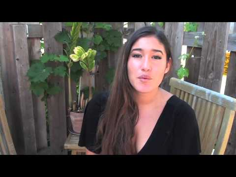 Message from Q orianka Kilcher  Save the Amazon