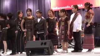fashion show ngakchia