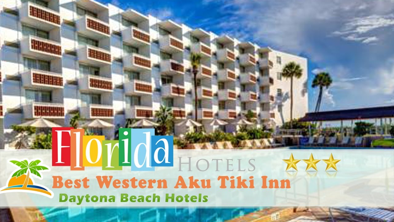 Best Western Aku Tiki Inn Daytona Beach Hotels Florida