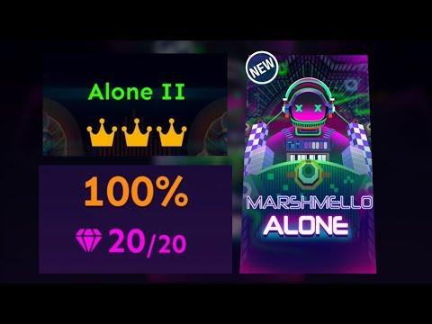 Rolling Sky - Marshmello Alone   SHAvibe