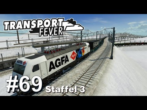 TRANSPORT FEVER S3/#69: Brot für Frankfurt [Let's Play][Gameplay][German][Deutsch]