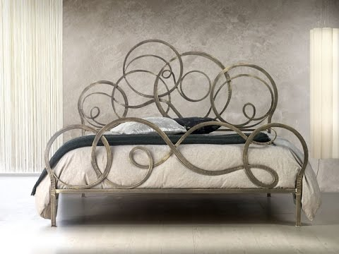 classic wrought iron bed frame - Cast Iron Bed Frame