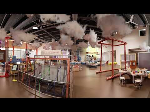 Lancaster Science Factory 360 Experience