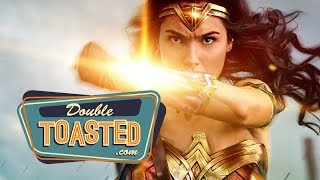 WONDER WOMAN (2017) MOVIE REVIEW - Double Toasted Review