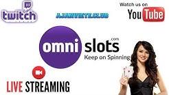 Pelataan Random Slotteja  - Omni Slots Casino
