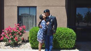 MY HUSBAND'S MILITARY GRADUATION! ❤️🇺🇸😍 | VLOG #20