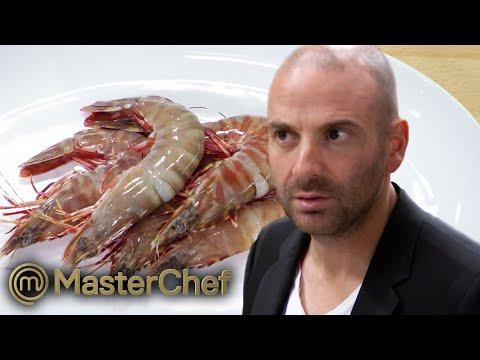 The Thai Prawn Dish Challenge   MasterChef Australia