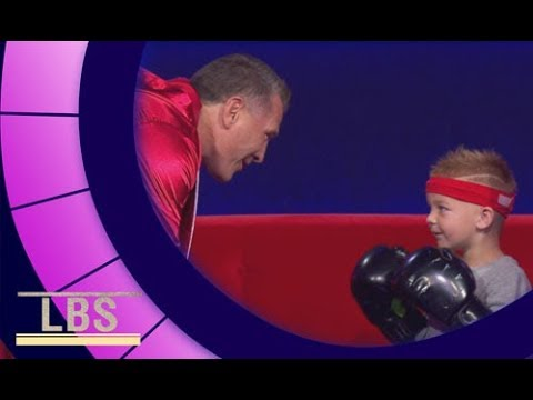 Download Mini Boxer Fights His Hero Danny Green | Little Big Shots Aus Season 2 Episode 5
