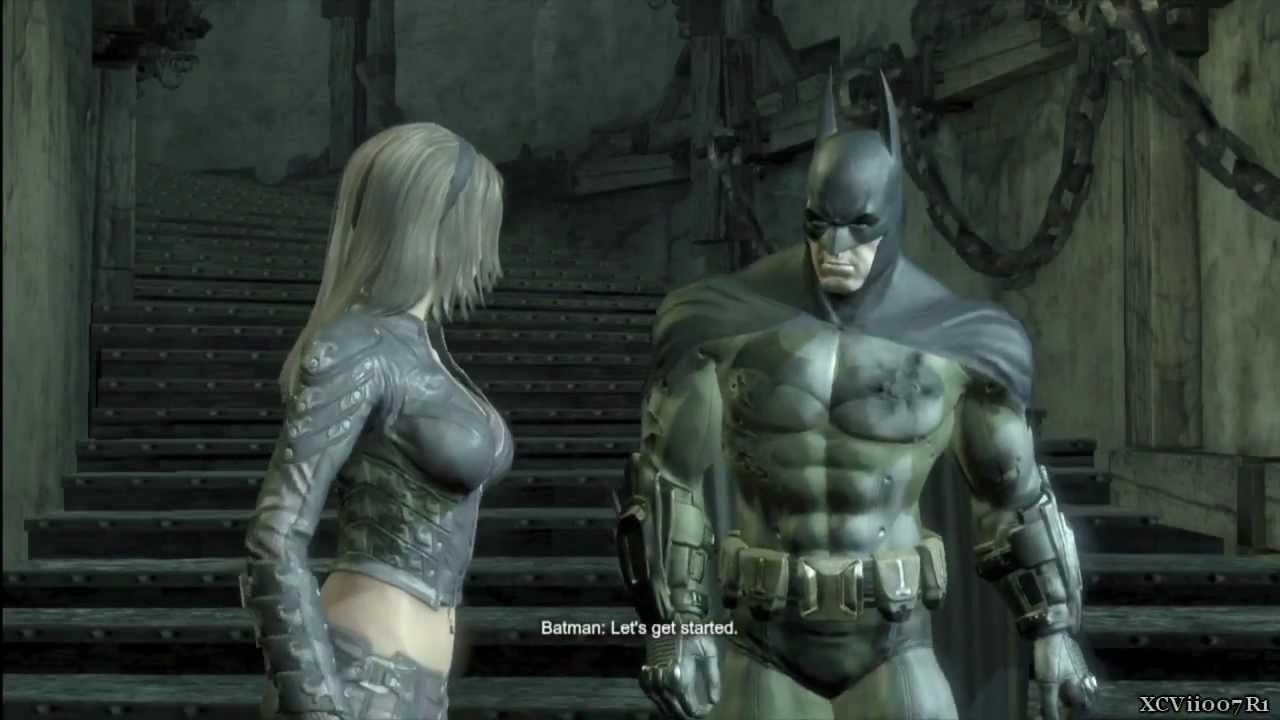 Batman: Arkham City - Walkthrough (Part 18) - YouTube