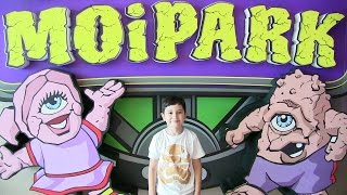 Moipark Lunapark Gezisi Mall Of Istanbul - Oyuncak Abi Kerem Vlog