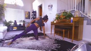 45-minute Power Yoga Patreon Exclusive