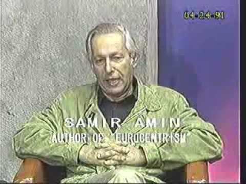 Dr  Samir Amin 1st 35 Mins  & Dr  Cornel West   04 21 91 Original air date You Tube Compression