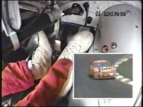 Ricky Rudd :: 1994 Sears Point :: Onboard, Pedal Cam