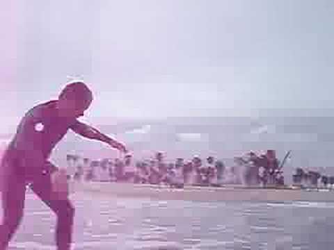Dan surfing in Venice