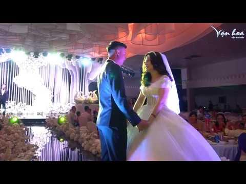 [Vạn Hoa TV] Tiệc cưới chú rể Lưu Nam – cô dâu Diệu Linh. Vạn Hoa  Thái Thịnh