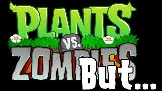 Plants vs. Zombies Challenge! {PvZ1 but I let my chat picks the plants}