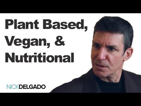 Vegetarian and Plant based eating with Dr. David Katz- Delgado Protocol