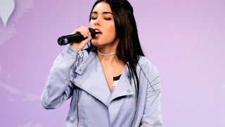 Video Madison Beer FULL PERFORMANCE (Something Sweet & Rihanna Stay Cover) download MP3, 3GP, MP4, WEBM, AVI, FLV Agustus 2017