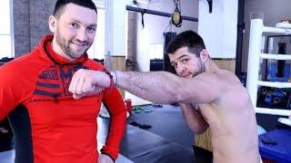Передвижения в боксе и работа на ногах   |Уроки Бокса для начинающих | Урок 3