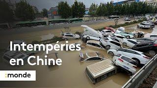 Des inondations