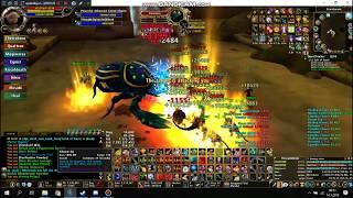 Runes of magic Tomb of Souls 1st boss MasterS