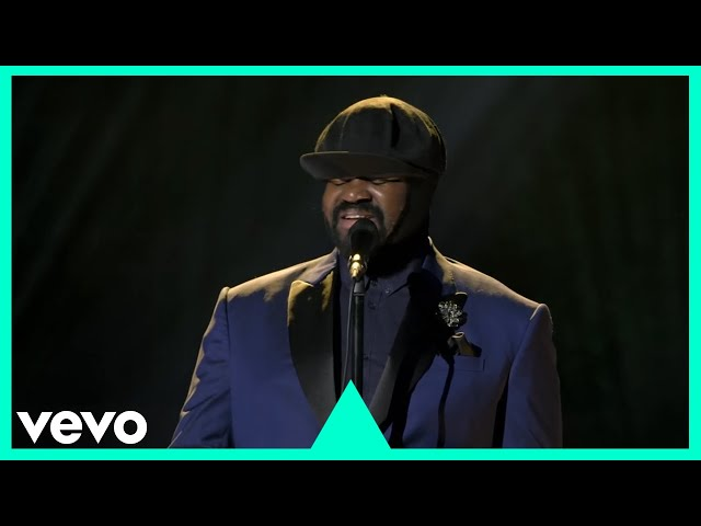 Gregory Porter – I Wonder Who My Daddy Is (Live At The Royal Albert Hall / 02 April 2018)