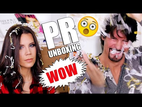 FREE STUFF BEAUTY GURUS GET | Unboxing PR Packages ... Episode 9