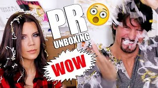 FREE STUFF BEAUTY GURUS GET | Tati PR Unboxing ... Episode 9