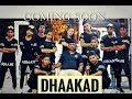 Dhaakad – Dangal | Aamir Khan | Raftaar | Dance Video - Dance Kabila