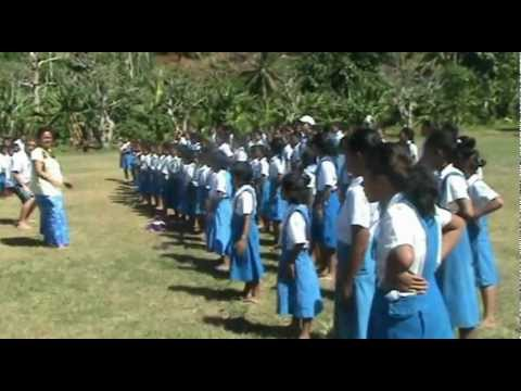 Music and Dance Workshops with Safotu and Falealupo Schools