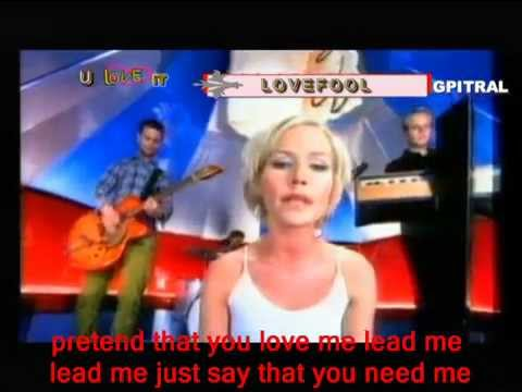 The Cardigans Lovefool Romeo and Juliet hq lyrics subtitles - The Cardigans Lovefool Romeo And Juliet Hq Lyrics Subtitles - YouTube