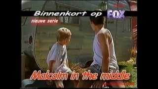 Malcolm in the Middle promo (Dutch)