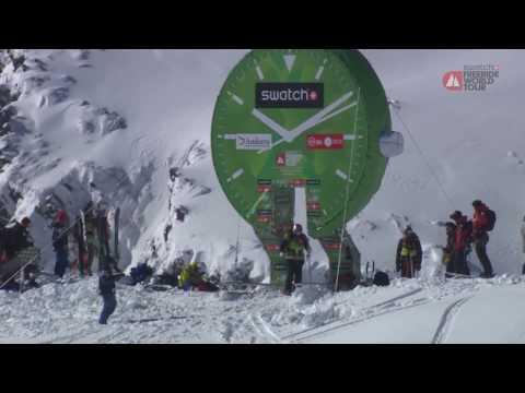 Run Bene Mayr - Vallnord-Arcalís Andorra FWT17 - Swatch Freeride World Tour 2017