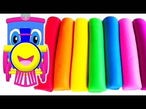 Learn Colors with Play Doh Balls Surprise Toys | Teach Counting Number 123s Fun & Creative for Kids