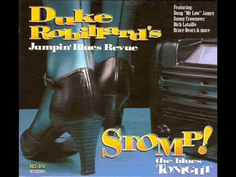 Duke Robillard - Three Hours Past Midnight.wmv