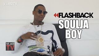 Soulja Boy on Becoming the 1st Rapper to Blow Up on the Internet (Flashback)