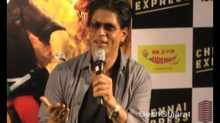 Shahrukh Khan attempting to speak Gujarati: It