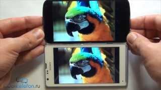 Обзор-сравнение Sony Xperia SP и LG Nexus 4 (comparison and review)(, 2013-05-04T09:58:04.000Z)